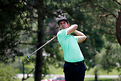 4th June 2017, Dublin, OH, USA;  Jamie Lovemark tees off on the second hole during the Memorial Tournament - Final Round at Muirfield Village Golf Club in Dublin, Ohio