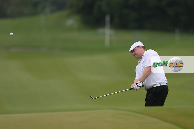 Chris Doak (SCO) birdied 6 out of 10 holes for a 70 and is well placed for a shot of the top 5 places on -7 during Round Three of the 2014 Volvo China Open, Genzon Golf Club, Shenzhen, China. Picture:  David Lloyd / www.golffile.ie