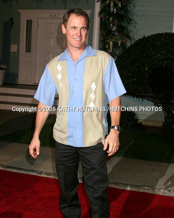 ©2005 KATHY HUTCHINS /HUTCHINS PHOTO.ABC TELEVISION CRITICS ASSOCIATION PRESS TOUR.UNIVERSAL BACKLOT - WISTERIA LANE.UNIVERSAL CITY, CA.JANUARY 23, 2005. .MARK MOSES