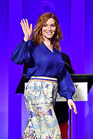 "HOLLYWOOD, CA - MARCH 23: Our Lady J. at PaleyFest 2019 for FX's ""Pose"" panel at the Dolby Theatre on March 23, 2019 in Hollywood, California. (Photo by Vince Bucci/FX/PictureGroup)"