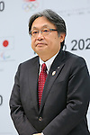 Hidetora Yoshimine, MARCH 28, 2016 : Ajinomoto held a press conference in Tokyo to announce that it had entered into a partnership agreement with the Tokyo Organising Committee of the 2020 Olympic and Paralympic Games and as such has become an official partner for Tokyo 2020. (Photo by YUTAKA/AFLO SPORT)