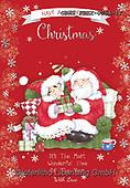 John, CHRISTMAS SANTA, SNOWMAN, WEIHNACHTSMÄNNER, SCHNEEMÄNNER, PAPÁ NOEL, MUÑECOS DE NIEVE, paintings+++++,GBHSFBHX-005A-11,#x#