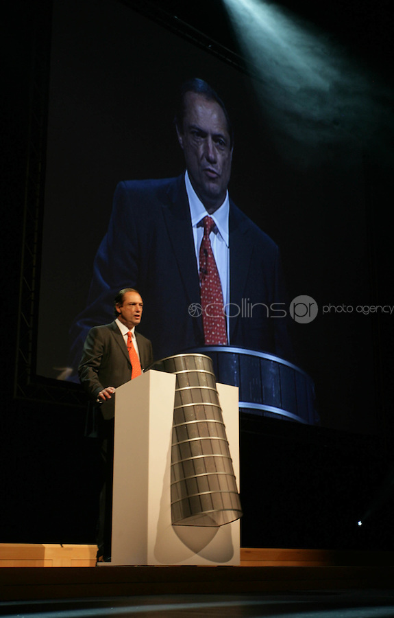 07/09/2010.Richard  Barrett Treasury Holdings co-founder. at the opening of the Convention Centre in Spencers Dock,  Dublin..Photo: Gareth Chaney Collins