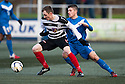 Montrose FC v East Stirlingshire FC 10th Jan 2014