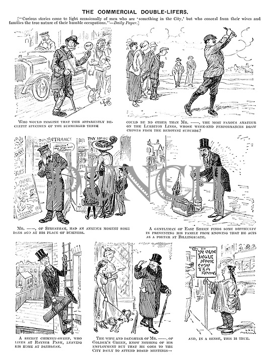 George Morrow Cartoons from Punch magazine   PUNCH Magazine ...