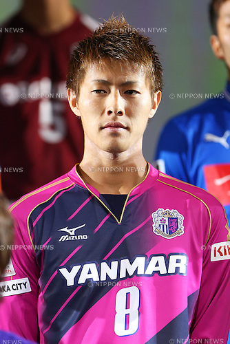 Yoichiro Kakitani (Cerezo), .February 22, 2013 - Football : .2013 J.LEAGUE Kick off Conference .at Grand Prince Hotel Takanawa, Tokyo, Japan..(Photo by Daiju Kitamura/AFLO SPORT) [1045]