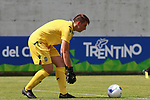 29th of July 2018, Roncone, Italy; Pre Season football friendly Primavera, Hellas Verona versus FC Ingolstadt 04; 1 Luca Fontana, Credit: Pierre Teyssot / Nicer