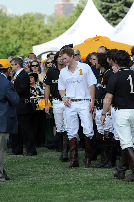WWW.ACEPIXS.COM . . . . . ....May 30 2009, New York City....HRH Prince Harry playing in the second annual Veuve Clicquot Manhattan Polo Classic on Governors Island on May 30 2009 in New York City. The polo match was the final event of a two-day visit to New York by the Prince.....Please byline: KRISTIN CALLAHAN - ACEPIXS.COM.. . . . . . ..Ace Pictures, Inc:  ..(212) 243-8787 or (646) 679 0430..e-mail: picturedesk@acepixs.com..web: http://www.acepixs.com