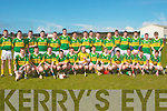 The Minor Kerry Hurling who played against West Limerick in Causeway on Saturday..Frnt l-r. Darragh O'Sullivan, Brian Leen, Keith Hanafin, Michael Moriarty, Darragh O'Connell, Arron Sheehan, P J Keane, Glen Egan, Danny Casey, Stephen Leen, Dan Cremin and Brendan Carroll.  Back l-r. Tommie O'Connor, Ronan Kenny, Shane Lauton, Liam Bergin, Brian Egan, Jason Leahy, Michael O'Sullivan, Pat O'Keeffe, Adam Whyte, Martin Stackpoole, Conor Fitzell, John B. O'Halloran, Colm Harty Shane Nolan and Kien Dineen     Copyright Kerry's Eye 2008