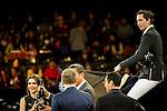 V.I.P. guests at Longines Hong Kong Masters 2015 at the Asiaworld Expo on 13 February 2015 in Hong Kong, China. Photo by Moses Ng / Power Sport Images