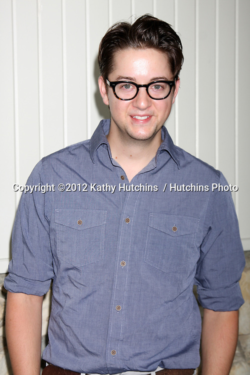LOS ANGELES - JUL 21:  Bradford Anderson arrives at the 2012 General Hospital Fan Club Luncheon at Sportsman's Lodge  on July 21, 2012 in Studo City, CA