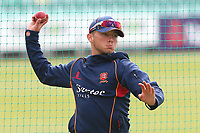 Aaron Beard of Essex during Worcestershire CCC vs Essex CCC, Specsavers County Championship Division 1 Cricket at Blackfinch New Road on 11th May 2018