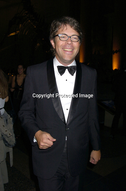 Jonathan Franzen ..at the 2005 Pen Montblanc Literary Gala at The Museum of ..Natural History on April 20, 2005. The Gala honors domestic..and international champions of free expression with the ..Freedom of Expression Awards. ..Photo by Robin Platzer, Twin Images..