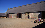 AMHKA8 Waxham Great Barn Norfolk England