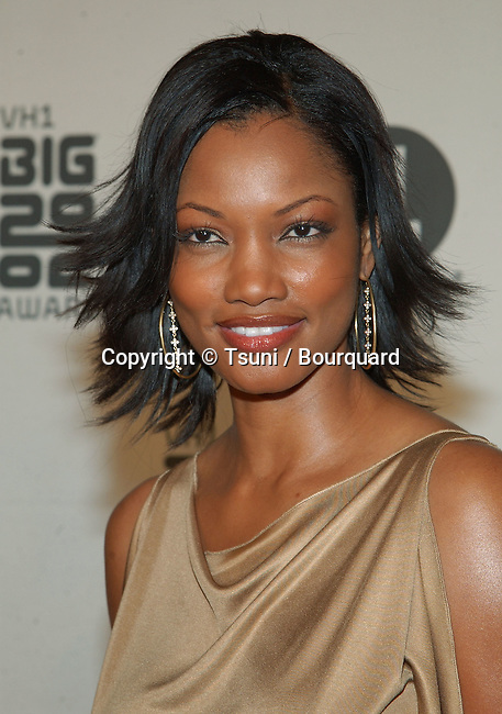 Garcelle Beauvais arrives at the VH1 2002 Big Awards held at the Grand Olympic, on December 4, 2002.