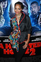 """LOS ANGELES, CA, USA - APRIL 16: Latarsha Rose at the Los Angeles Premiere Of Open Road Films' """"A Haunted House 2"""" held at Regal Cinemas L.A. Live on April 16, 2014 in Los Angeles, California, United States. (Photo by Xavier Collin/Celebrity Monitor)"""