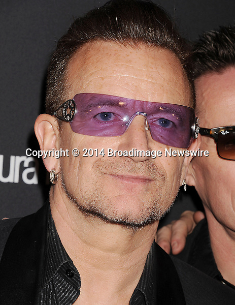 Pictured: Bono<br /> Mandatory Credit &copy; Joseph Gotfriedy/Broadimage<br /> The Weinstein Company &amp; Netflix 2014 Golden Globes After Party - Arrivals<br /> <br /> 1/12/14, Beverly Hills, California, United States of America<br /> <br /> Broadimage Newswire<br /> Los Angeles 1+  (310) 301-1027<br /> New York      1+  (646) 827-9134<br /> sales@broadimage.com<br /> http://www.broadimage.com