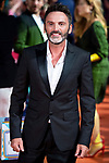 "Actor Fernando Tejero attends to orange carpet of ""El Continental"" during FestVal in Vitoria, Spain. September 03, 2018. (ALTERPHOTOS/Borja B.Hojas)"