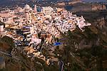 Santorini Hillside