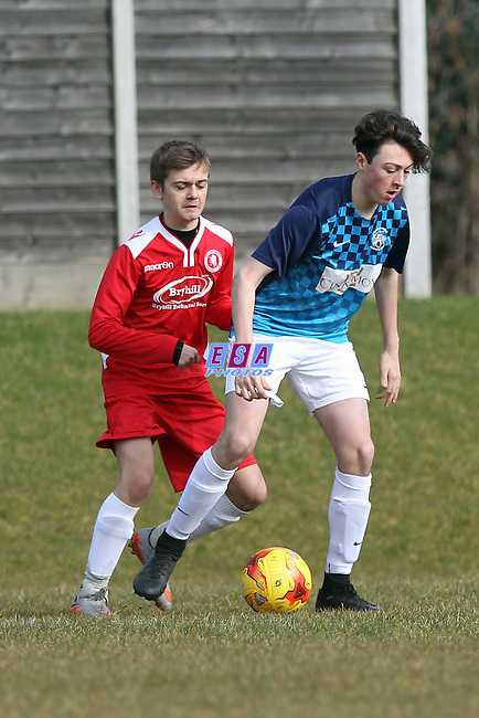 WELLIING v TONBRIDGE ANGELS<br /> KENT YOUTH LEAGUE<br /> U15 CENTRAL<br /> SUNDAY 6TH MARCH 2016