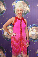 Debbie McGee<br /> at the launch of the new series of &quot;Strictly Come Dancing, New Broadcasting House, London. <br /> <br /> <br /> &copy;Ash Knotek  D3298  28/08/2017
