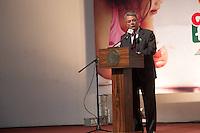 SAO PAULO, SP, 29 DE JULHO DE 2013. AMPLIAÇÃO CRECHE ESCOLA. O prefeito de Sorocaba, Antonio Carlos Pannuzio durante o anuncio da ampliação do programa  Creche-Escola. Lançado em setembro de 2011 e desenvolvido pelas secretarias de Estado da Educação e do Desenvolvimento Social, o programa Creche-Escola abrange todos os municípios do Estado e tem como objetivo ampliar o atendimento a crianças na Educação Infantil. FOTO ADRIANA SPACA/BRAZIL PHOTO PRESS