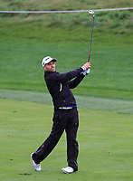 Gary King (ENG) on the 10th fairway during Round 2 of the D+D Real Czech Masters at the Albatross Golf Resort, Prague, Czech Rep. 01/09/2017<br /> Picture: Golffile | Thos Caffrey<br /> <br /> <br /> All photo usage must carry mandatory copyright credit     (&copy; Golffile | Thos Caffrey)