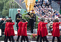 Prince Harry at Founders Day at Royal Hospital Chelsea