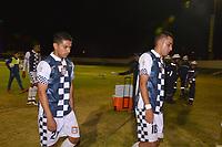 TUNJA- COLOMBIA, 17-02-2018: El equipo Boyacá Chicó perdió de local 2 goles por uno contra el Rionegro FC ,  durante el partido entre el Boyacá Chicó  y Rionegro por la fecha 4 de la Liga Águila II 2018 jugado en el estadio La Independencia. / The Boyacá Chicó team lost from home 2 goals for one against Rionegro FC ,during match between Boyaca Chico and Rionegro  for the date 4 of the Aguila League I 2018 played at La Independencia stadium. Photo: VizzorImage/ José Miguel Palencia / Contribuidor