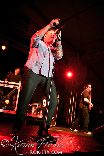 SmashMouth performs at Newport Waterfront Events August 4, 2013