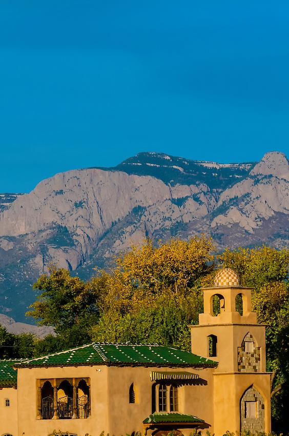 Casa Rondena Winery, Los Ranchos de Albuquerque (metro Albuquerque), New Mexico USA.