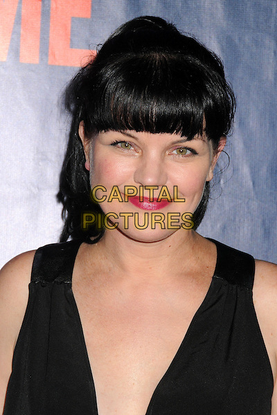 17 July 2014 - West Hollywood, California - Pauley Perrette. CBS, CW, Showtime Summer Press Tour 2014 held at The Pacific Design Center. <br /> CAP/ADM/BP<br /> &copy;Byron Purvis/AdMedia/Capital Pictures