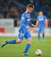 FUSSBALL  1. BUNDESLIGA  SAISON 2012/2013  14. SPIELTAG     TSG 1899 Hoffenheim - VfL Wolfsburg       18.11.2012 Pelle Jensen (TSG 1899 Hoffenheim)