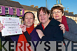 Social group: Sheila Feeley, Deirdre Barrett and Mary O'Connor - Staff of the Community Development Project in Abbeyfeale who have organised the successful Single's Group for 30 to 55 year olds at the centre.   Copyright Kerry's Eye 2008