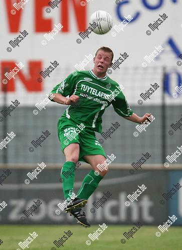 2008-07-26 / Voetbal / seizoen 2008-2009 / Dessel Sport / Stef Verwimp..Foto: Maarten Straetemans (SMB)
