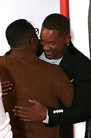 "LOS ANGELES - OCT 6:  Martin Lawrence, Will Smith at the ""Gemini"" Premiere at the TCL Chinese Theater IMAX on October 6, 2019 in Los Angeles, CA"
