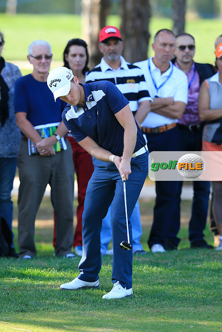 Danny Willett (ENG) during the final round at the Turkish Airlines Open by the Ministry of Youth and Sport, The Montgomerie Maxx Royal, Antalya, Turkey. Picture Fran Caffrey www.golffile.ie