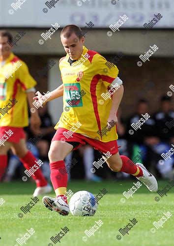 2011-07-17 / Voetbal / seizoen 2011-2012 / SV Bornem /  Ben Nuytinck...Foto: mpics