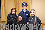 The Derrynane Sketch group who competed in Scór on Sunday in Dromid pictured l-r; Orla Fayen, Abbie O'Sullivan, Siofra O'Shea & AnnaKate Cournane.