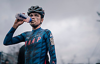 PIDCOCK Tom (GBR/TP Racing) post-race<br /> <br /> GP Sven Nys (BEL) 2019<br /> DVV Trofee<br /> ©kramon