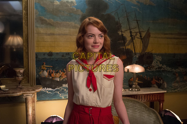 Emma Stone<br /> in Magic in the Moonlight (2014)<br /> *Filmstill - Editorial Use Only*<br /> CAP/NFS<br /> Image supplied by Capital Pictures