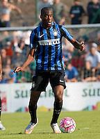 Juan Jesus <br /> italian Prseason soccer match between FC inter e Carpi , at Stadium of Rischione di Brunico Italy July 15, 2015