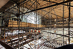 Kennedy Center Renovation Scaffolding, SAFWAY, Washington, DC