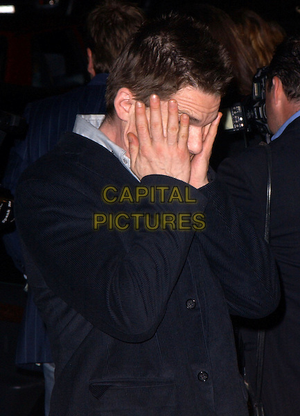 ETHAN HAWKE.World Premiere of Taking Lives held at The Grauman's Chinese Theatre in Hollywood, California .16 March 2004.*UK Sales Only*.funny.www.capitalpictures.com.sales@capitalpictures.com.©Capital Pictures.
