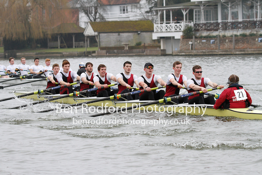 Crew: 21 - Bristol Univ  - IM3.8+ <br /> <br /> Henley Fours &amp; Eights Head 2017<br /> <br /> To purchase this photo, or to see pricing information for Prints and Downloads, click the blue 'Add to Cart' button at the top-right of the page.