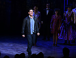 """Santino Fontana with cast during the Broadway Opening Night of """"Tootsie"""" at The Marquis Theatre on April 22, 2019  in New York City."""