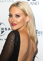 Stephanie Pratt at the Amy Winehouse Foundation Gala held at the Dorchester Hotel, Park Lane, London on October 5th 2017<br /> CAP/ROS<br /> &copy;ROS/Capital Pictures