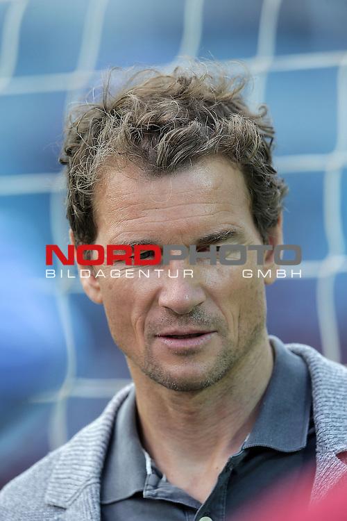 EM 2015 Qualifikationsspiel, Gibraltar vs. Deutschland<br /> Jens Lehmann (RTL Experte)<br /> <br /> <br /> Foto &copy; nordphoto /  Bratic