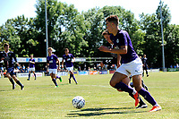 APPINGEDAM - Voetbal, DVC Appingedam - FC Groningen, voorbereiding seizoen 2019--2020, 29-06-2019,   FC Groningen speler Thijs Dallinga
