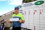 Golf - Carrus Open, Tauranga, 2018